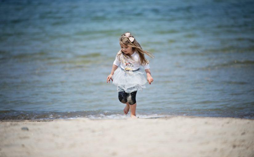 Gąski – szaleństwo na plaży
