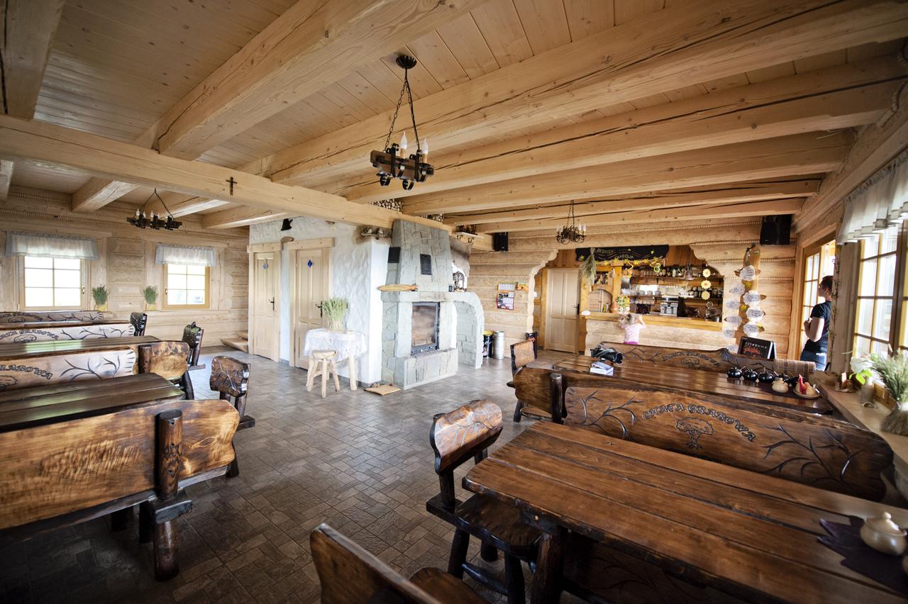 chata grabowa śląsk