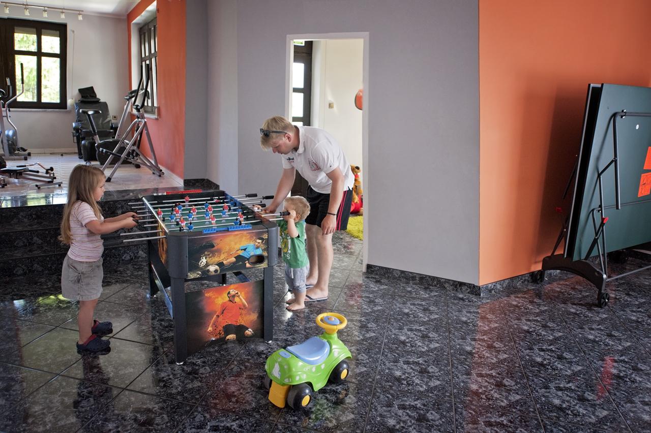 nanude atrakcje dla dzieci