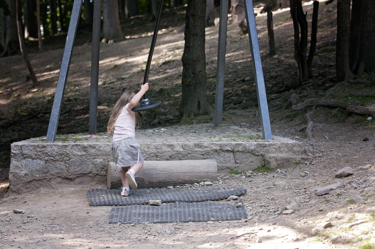 leśny park niespodzianek ustroń sposoby na nudę