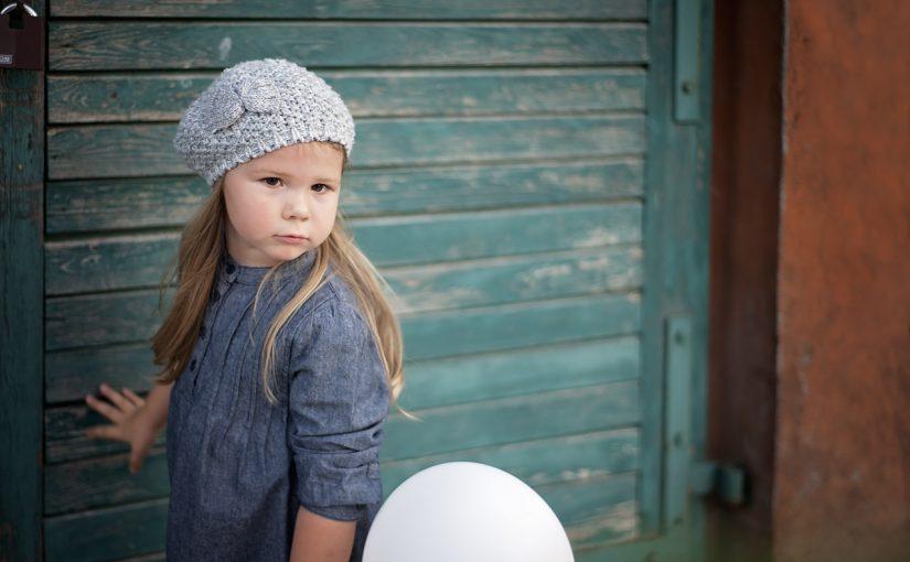Sposób na udane zdjęcia dziecka
