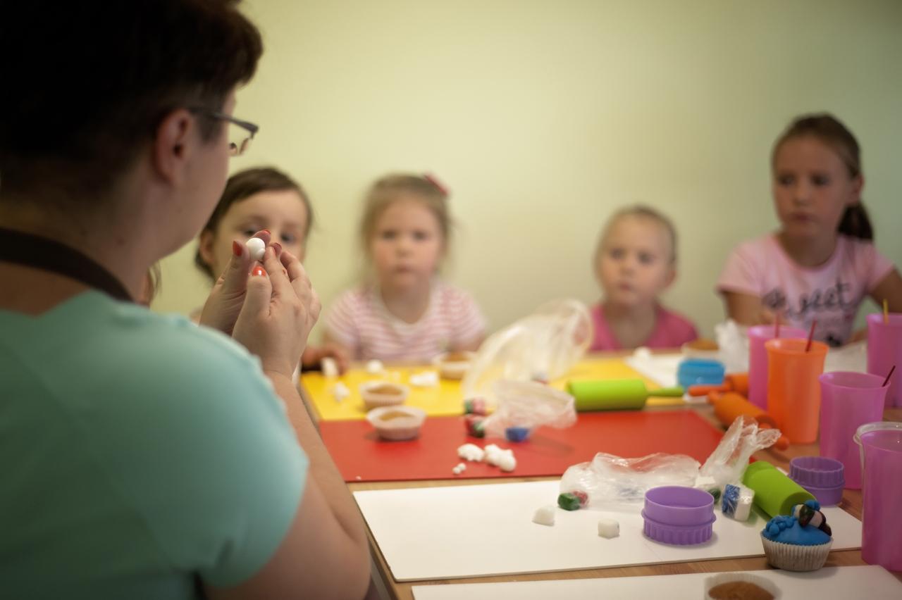 warsztaty dla dzieci w Opolu