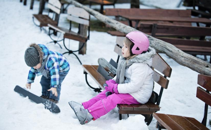W jakim wieku uczyć dziecko jeździć na nartach