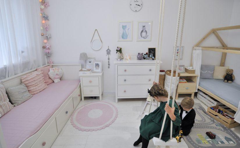Jak detalami odmienić pokój dziecka