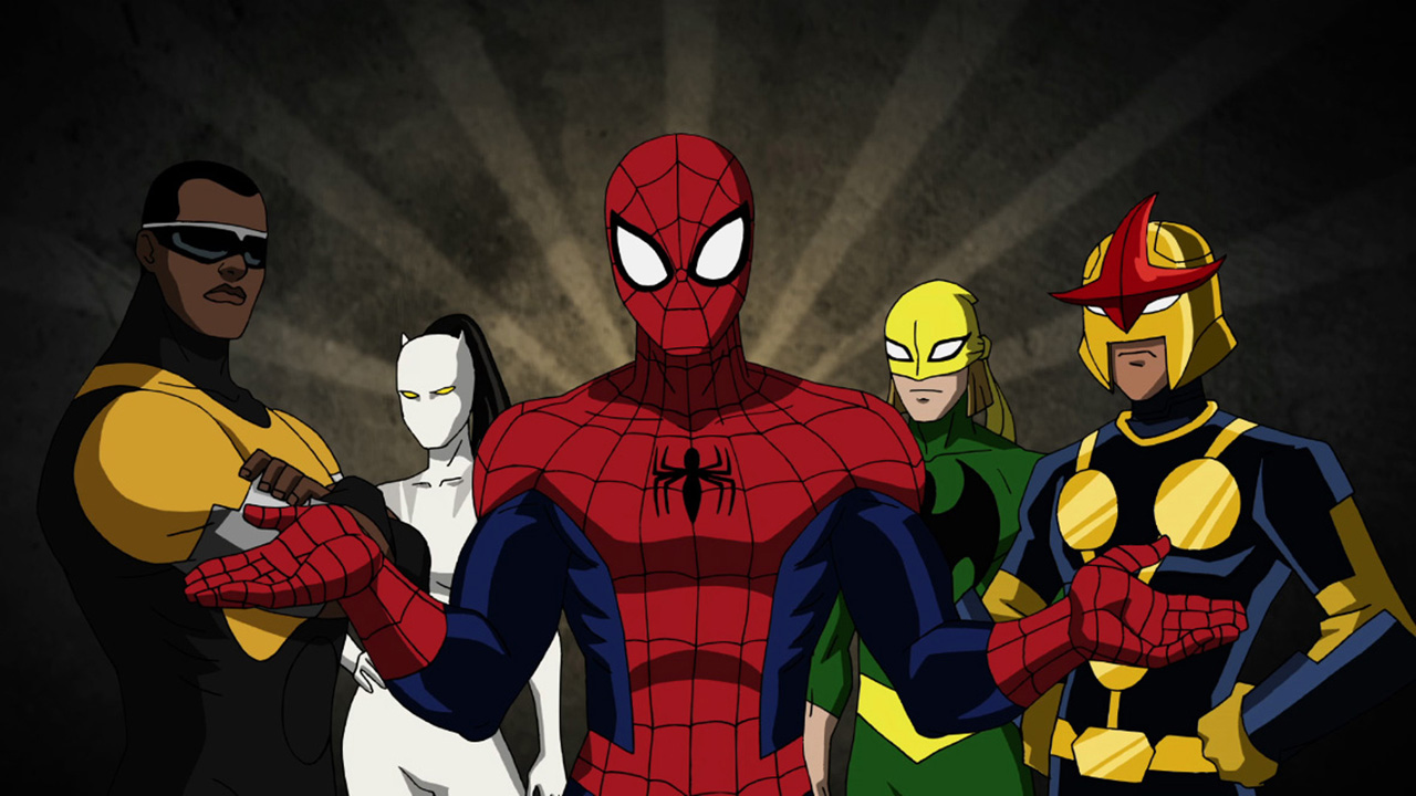 Ultimate Spider Mand