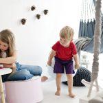 Wspólny pokój dla rodzeństwa, to dobry pomysł?