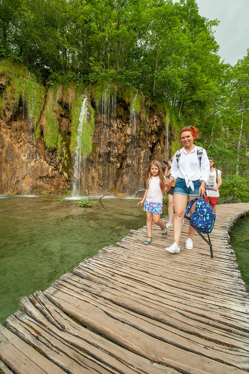 Teplickie Jeziora Chorwacja